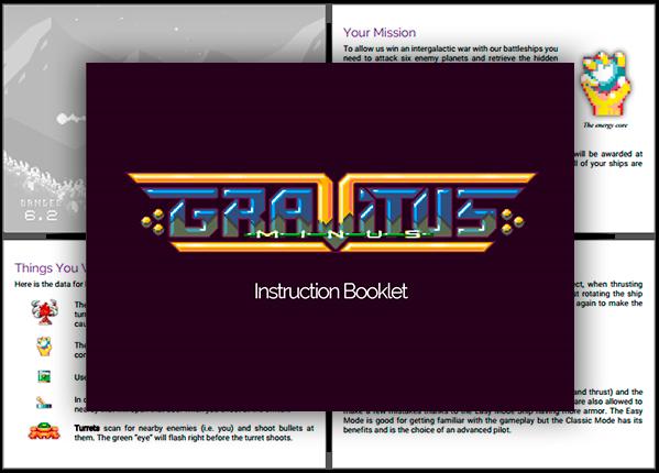 Instruction Booklet